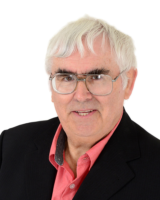 Councillor Peter Pinfield. SP (22714244) - 3664194