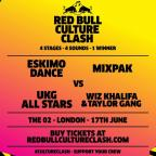 Bromsgrove Advertiser: Red Bull Culture Clash artists announced for each crew