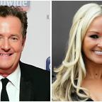 Bromsgrove Advertiser: Piers Morgan slams 'ghastly' Jennifer Ellison in nasty row over Britain's Got Talent's Boogie Storm