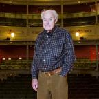 Bromsgrove Advertiser: Are theatre audiences too old? Veteran actor Timothy West thinks not