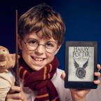 Bromsgrove Advertiser: Toby, 10, aims to bring fans up to speed with the first Harry Potter book review