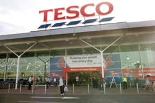 Bromsgrove Advertiser: Supermarket giants - Tesco and Sainsbury's can absorb the cost of fuel increasing because of their size. (26865-2 & 43492-a)