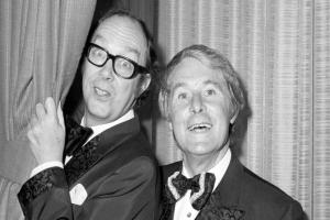 Bring me sunshine - statue of Morecambe and Wise to be unveiled in Blackpool