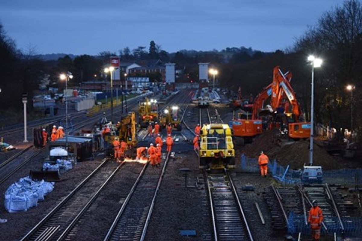 The Bromsgrove railway is set to close from Wednesday, October 26 to Sunday, November 6, to allow for the line to be electrified.