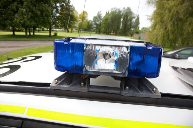 West Mercia Police are appealing for information on the incident