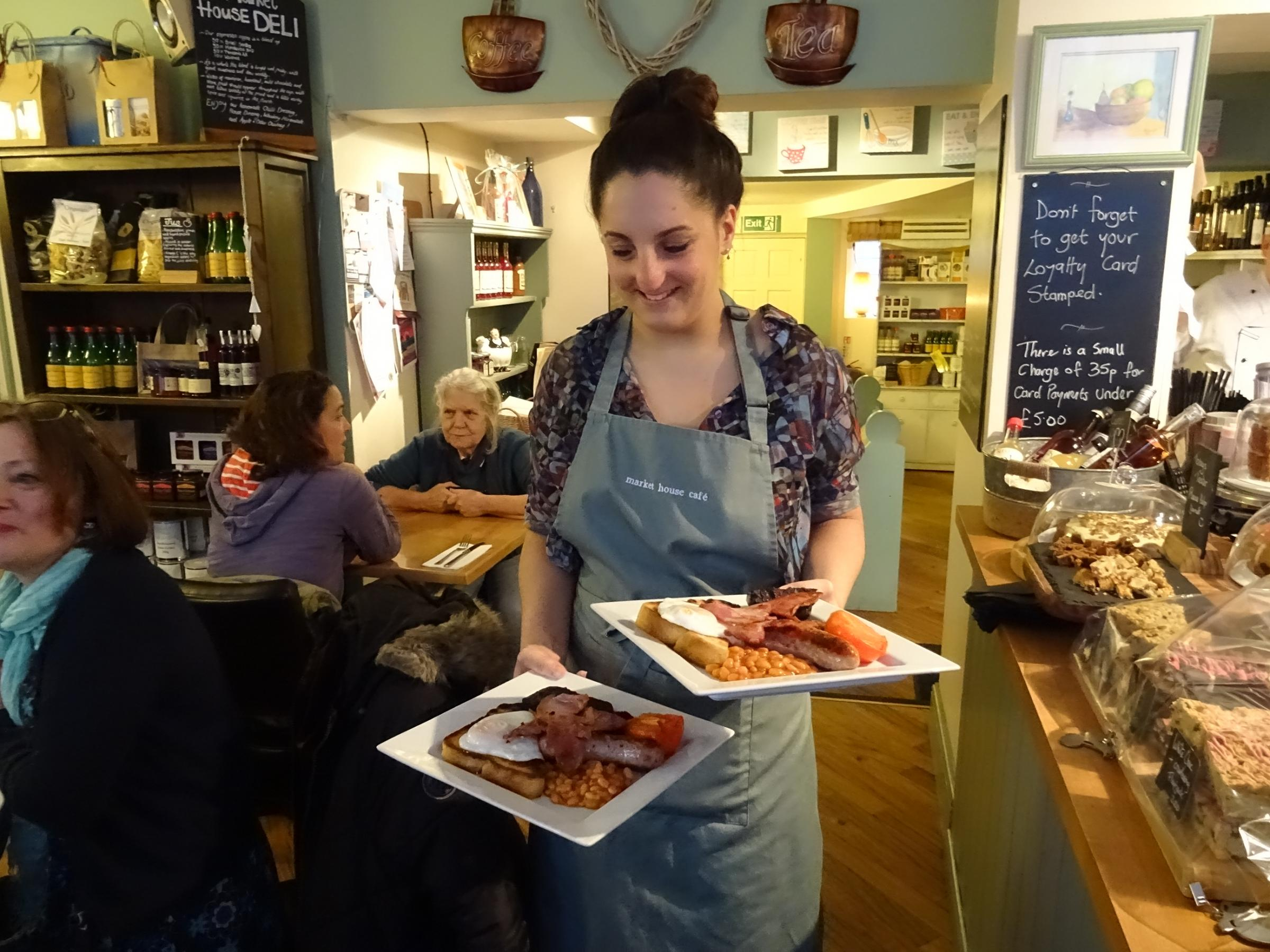 Ledbury Big Breakfast