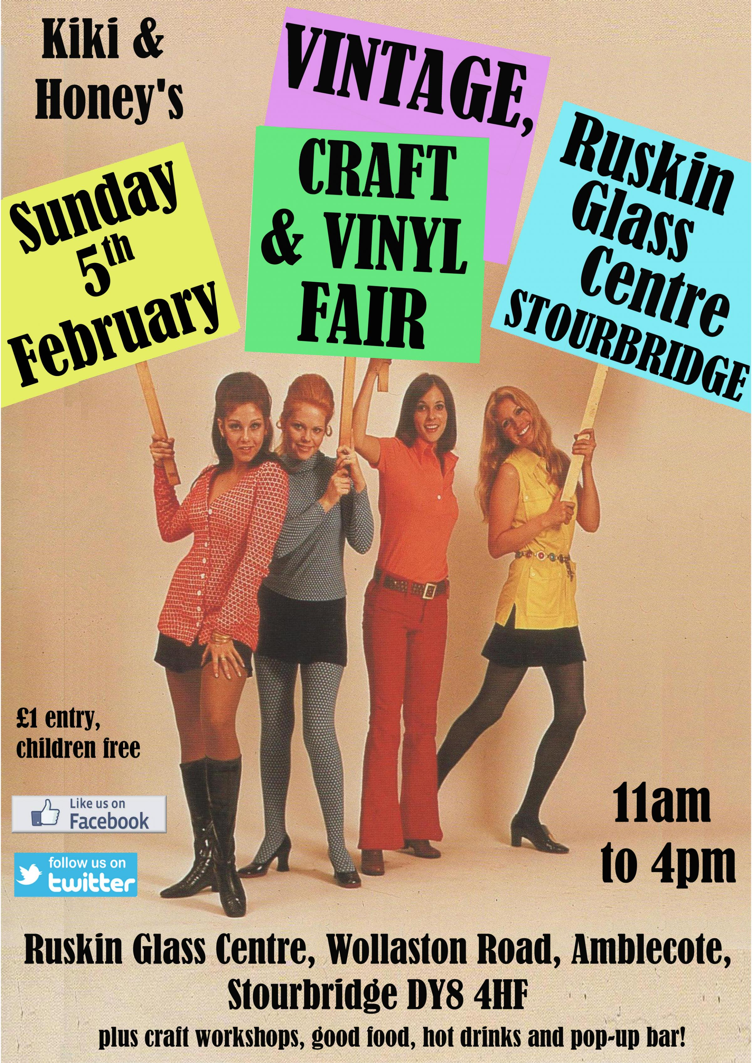 Kiki & Honey's Vintage Fair