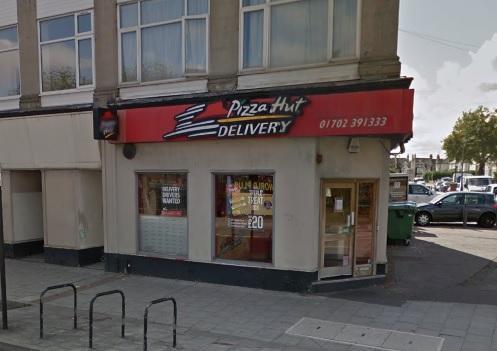 Pizza Hut In London Road Westcliff Evacuated Following