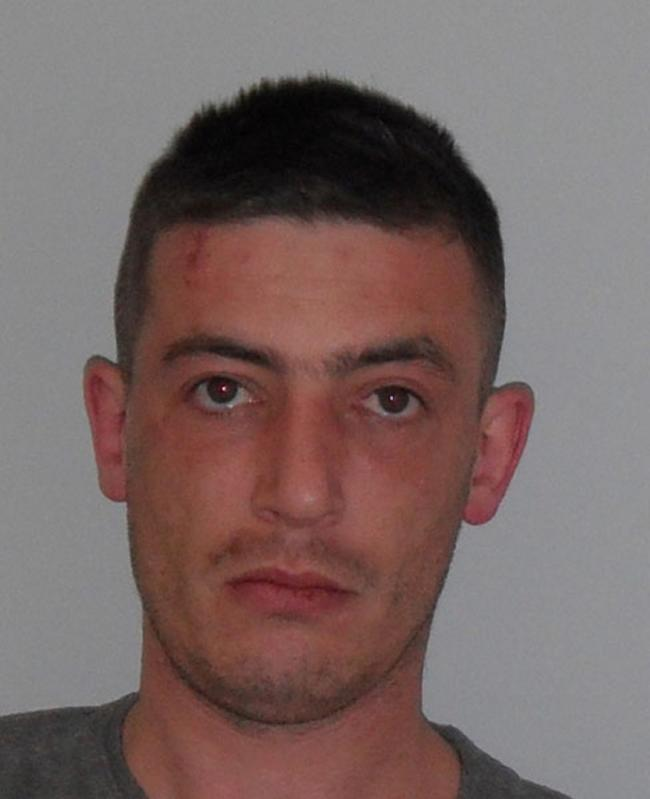 James Petford has been jailed after hitting his former