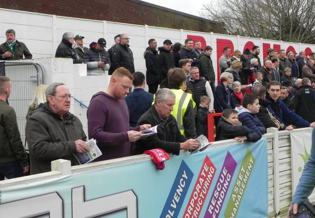 1200 Fa Vase Tickets Sold But Bromsgrove Sporting Still Wait On