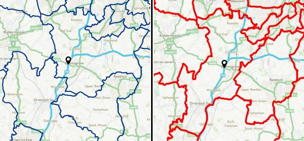 Residents voice concern on controversial Bromsgrove boundary changes
