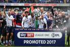 Bolton's instant return to Championship leaves Fleetwood negotiating play-offs
