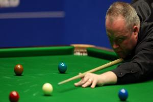 John Higgins leads the way in World Championship final