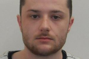 ATTACKER: 20-year-old Daniel Cooper, of Stone Lane, Kinver