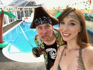 FINTASTIC: Pirate Pete and Musical Mermaid Merchelle