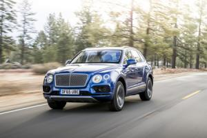 Road test: Bentley Bentayga