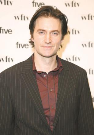 New agent on the block: Richard Armitage will be appearing in the seventh series of Spooks.