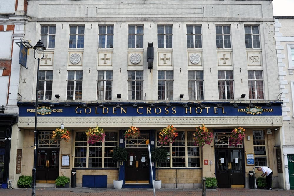 CLAIMS: The Golden Cross Hotel said they dealt with a fly problem, but disputed a customer's claims