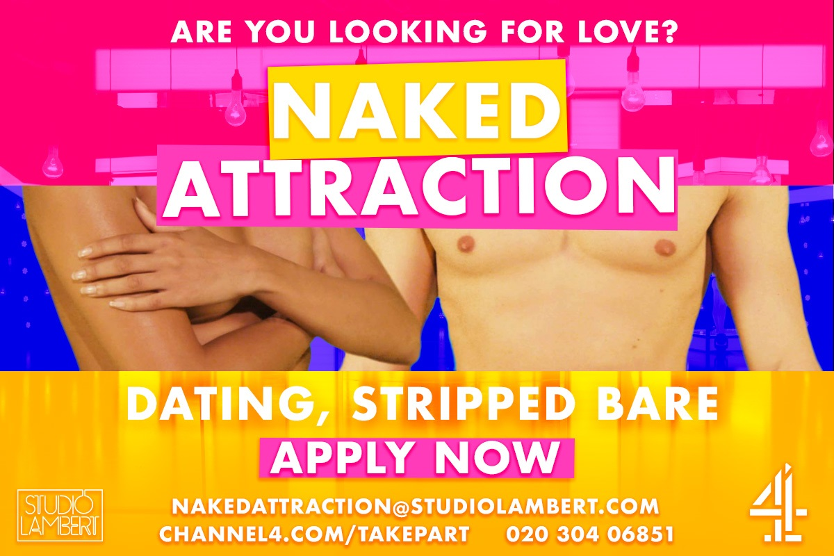 Do you fancy testing the power of naked attraction?