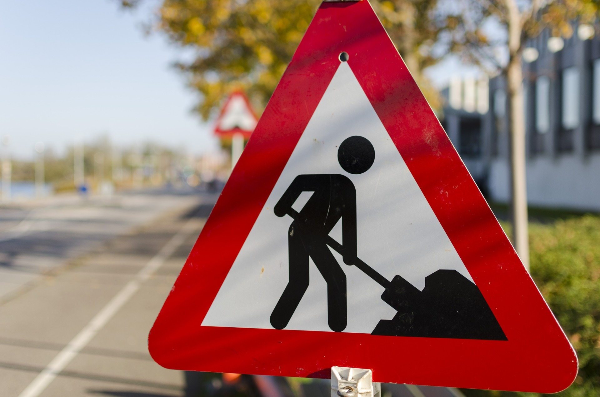 The roadworks between Jct 5 and Jct 4a have been removed