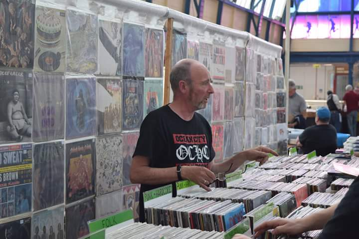 Rockaway Record Fairs Hereford Record and CD Fair