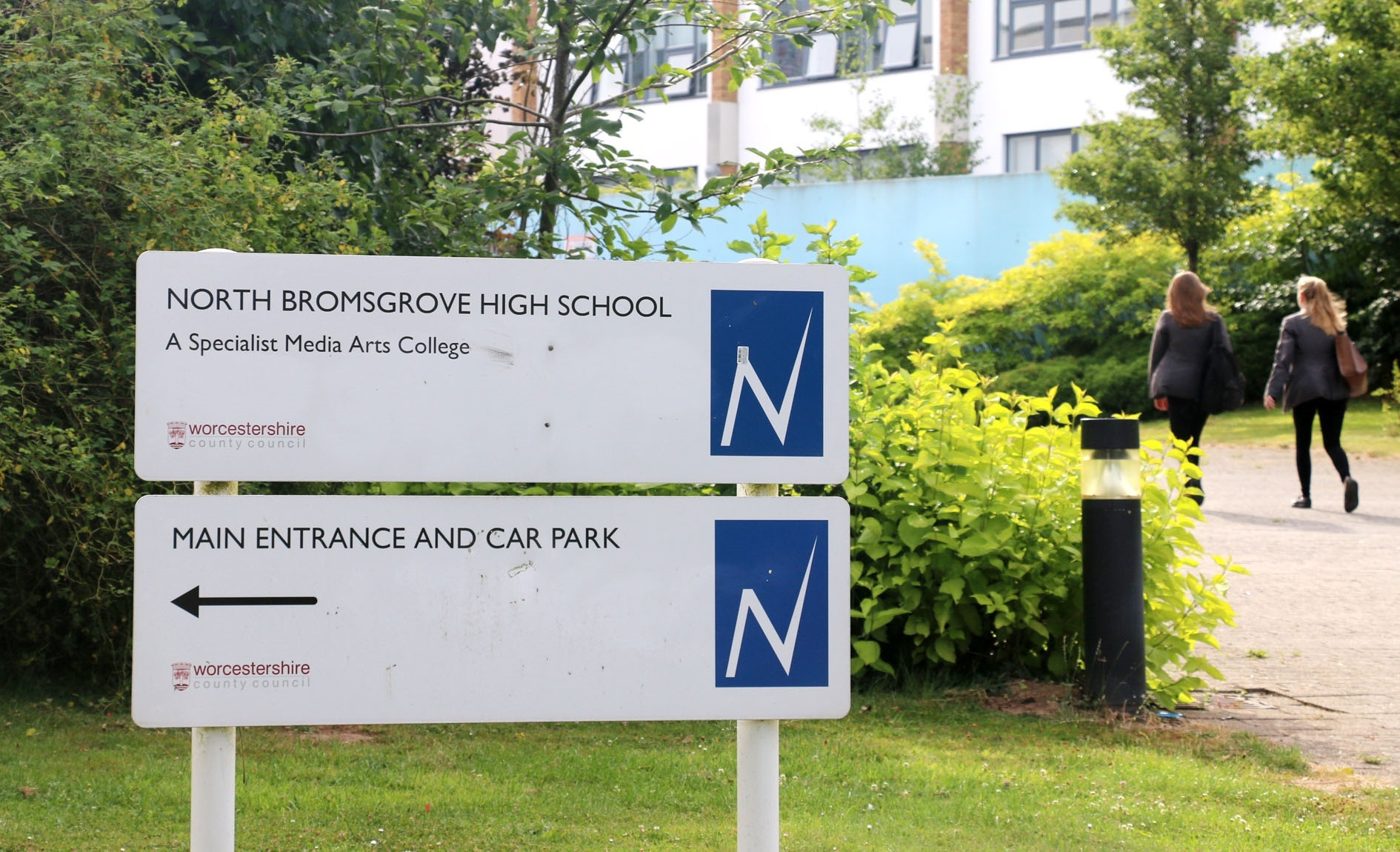 Students say staff changes at North Bromsgrove High School have affected their education