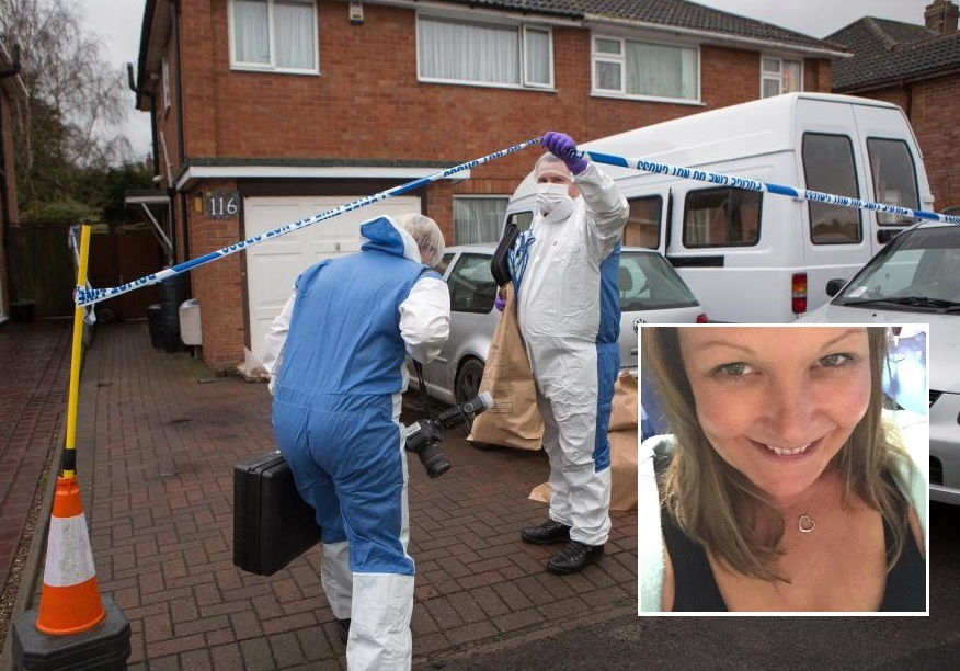 Melanie Clark was stabbed to death at her home in Stoke Prior. Photo by SWNS