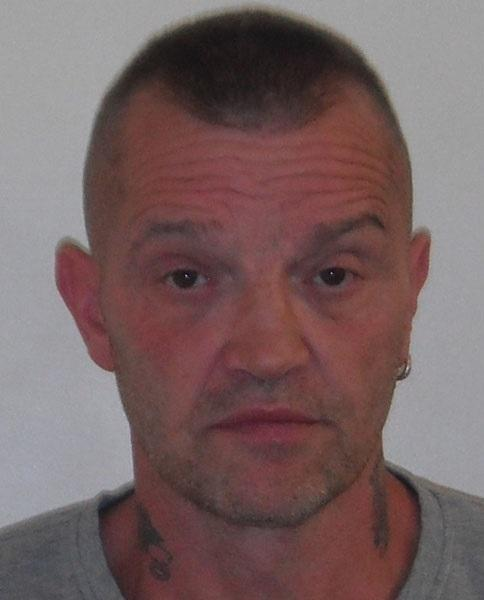 JAILED: Amputee Adrian Sharp admitted robbery