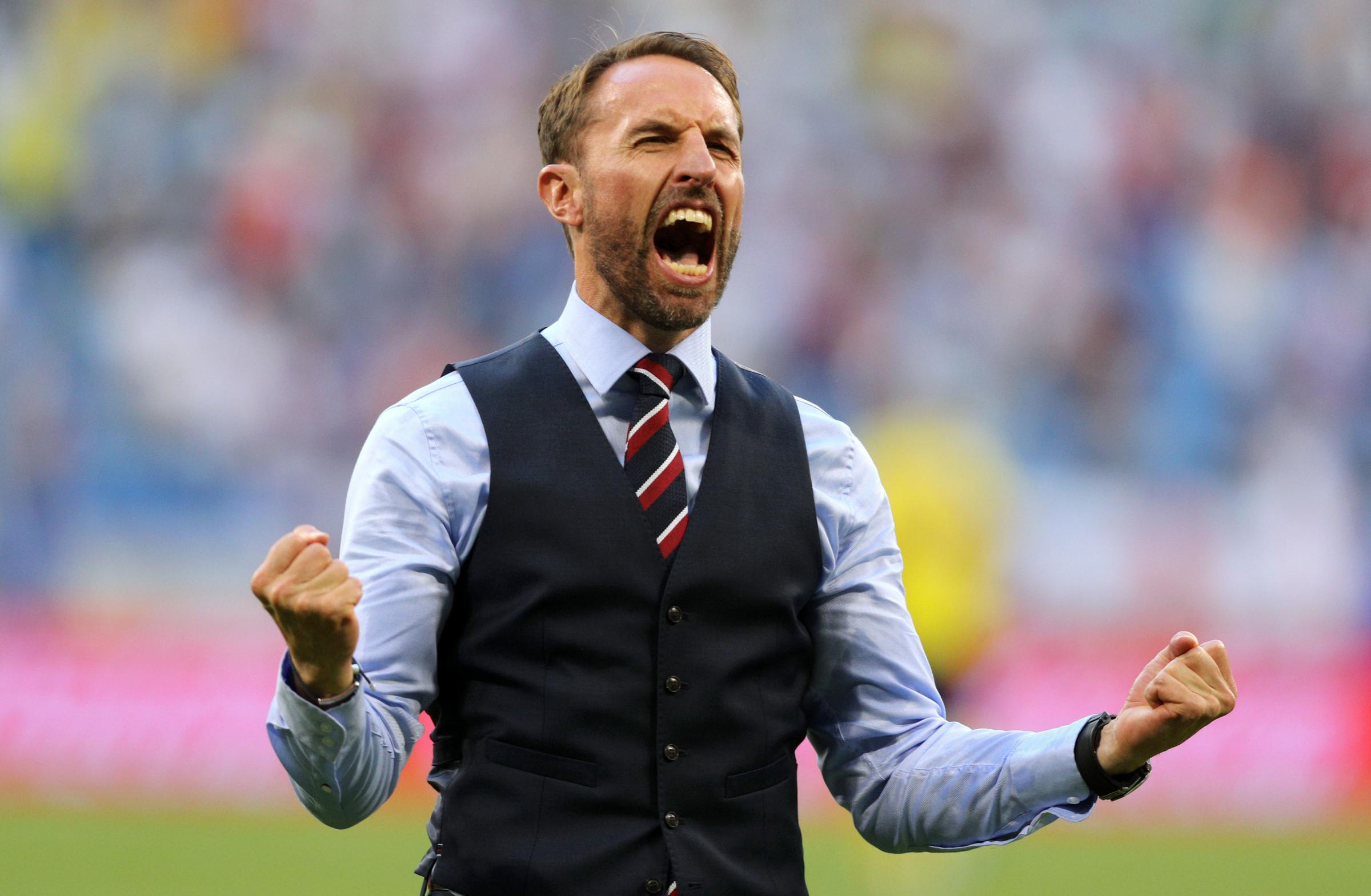 England manager Gareth Southgate. Owen Humphreys/ PA Wire
