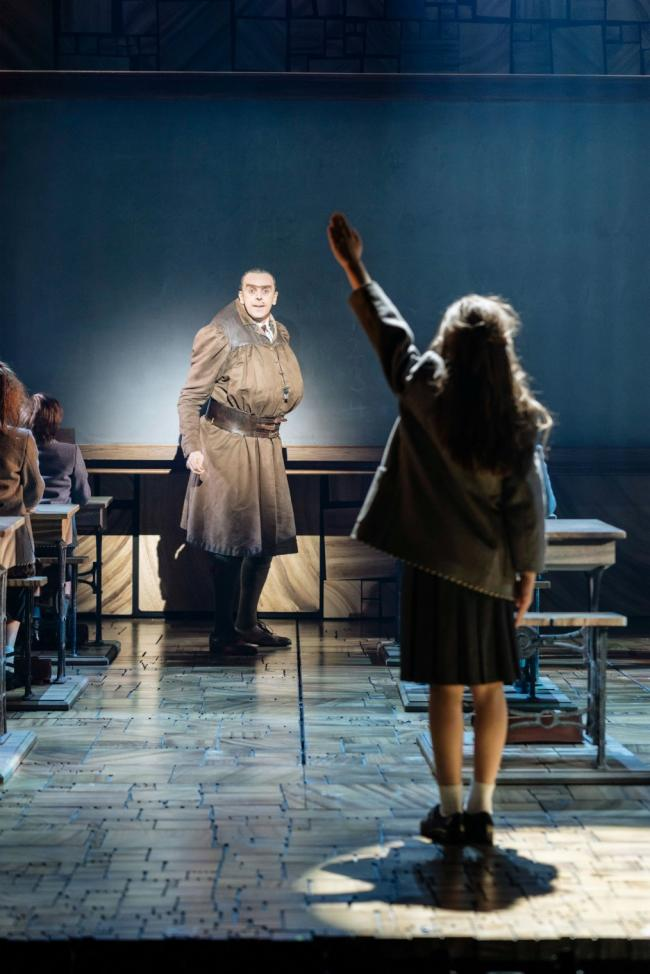 Craige Els as Miss Trunchbull. Photo by Manuel Harlan