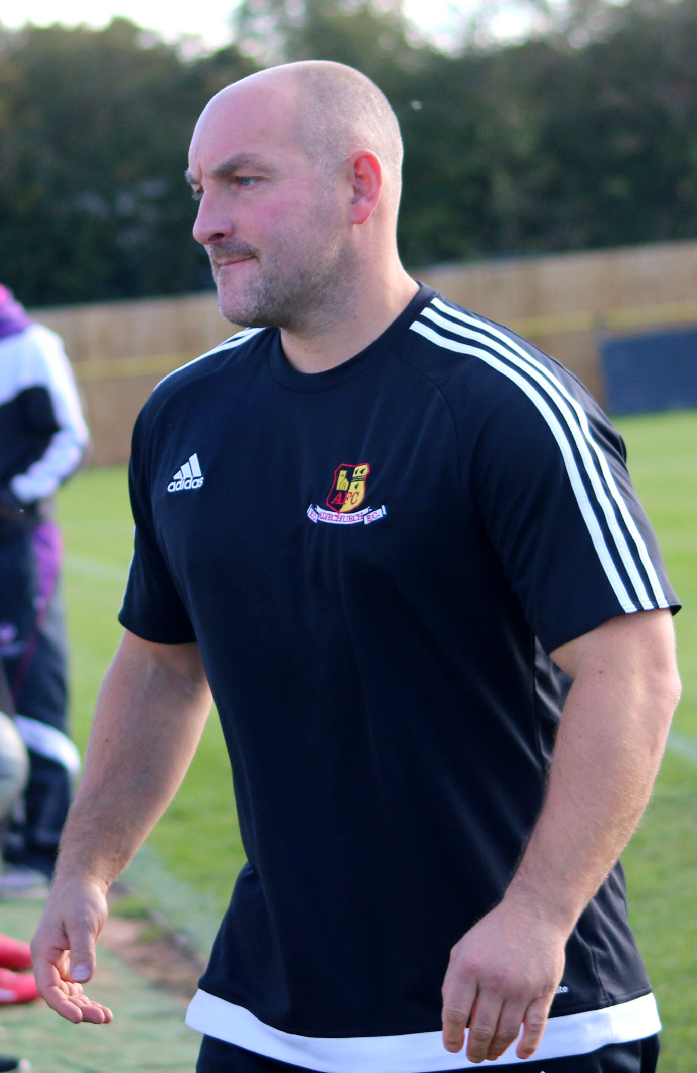 Alvechurch manager Ian Long. Picture: Lisa Bedi
