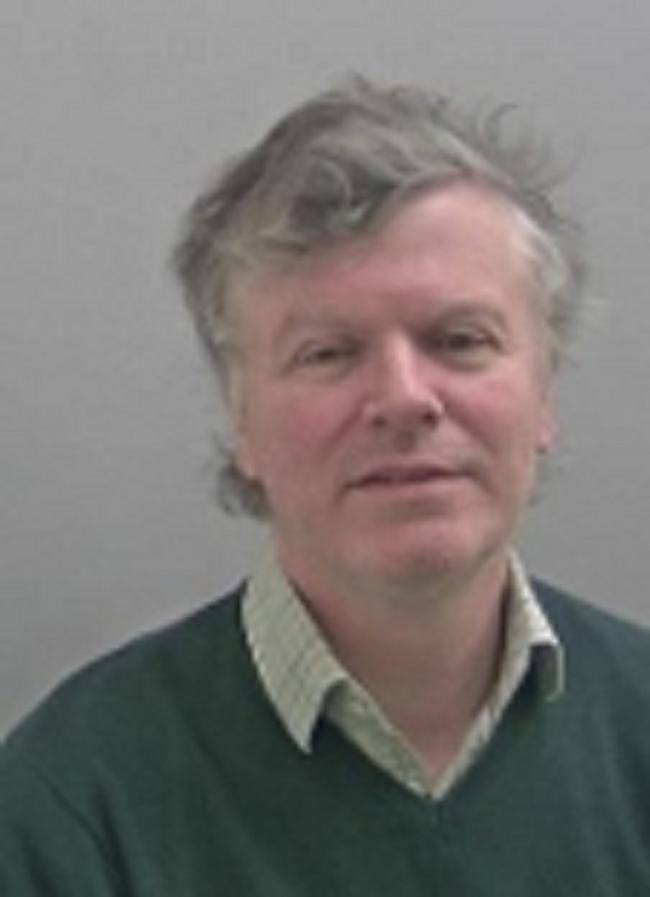JAILED: Former Bromsgrove teacher Richard Knight, 53