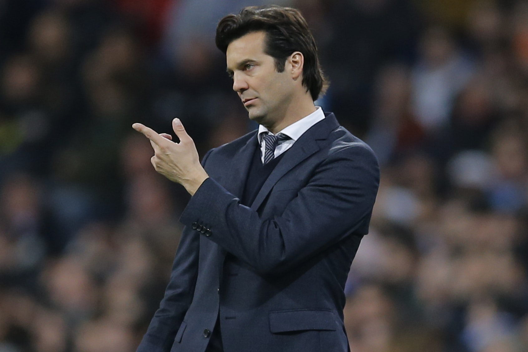 Real Madrid head coach Santiago Solari has told his players to forget about the FIFA Club World Cup