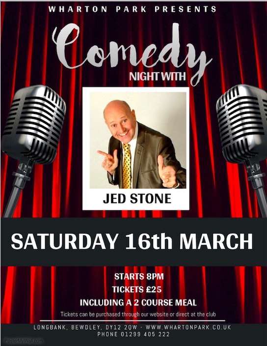 Comedy Night with Jed Stone
