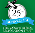 Bromsgrove Advertiser: The Countryside Restoration Trust Logo