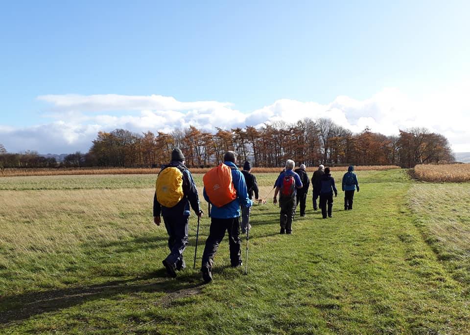 Pershore, Tyddesley Woods and Besford Walk