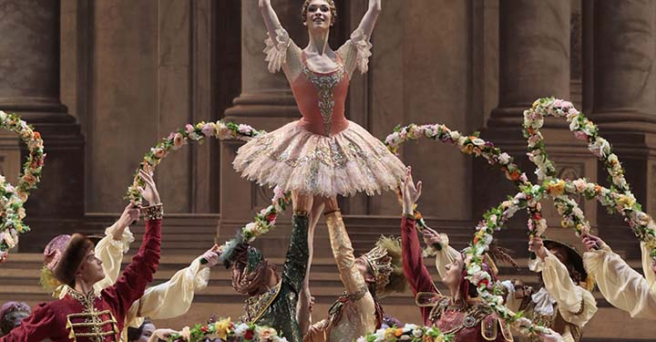 The Sleeping Beauty Recorded at the Bolshoi Theatre, Moscow