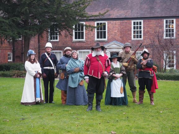 Living History at The Commandery