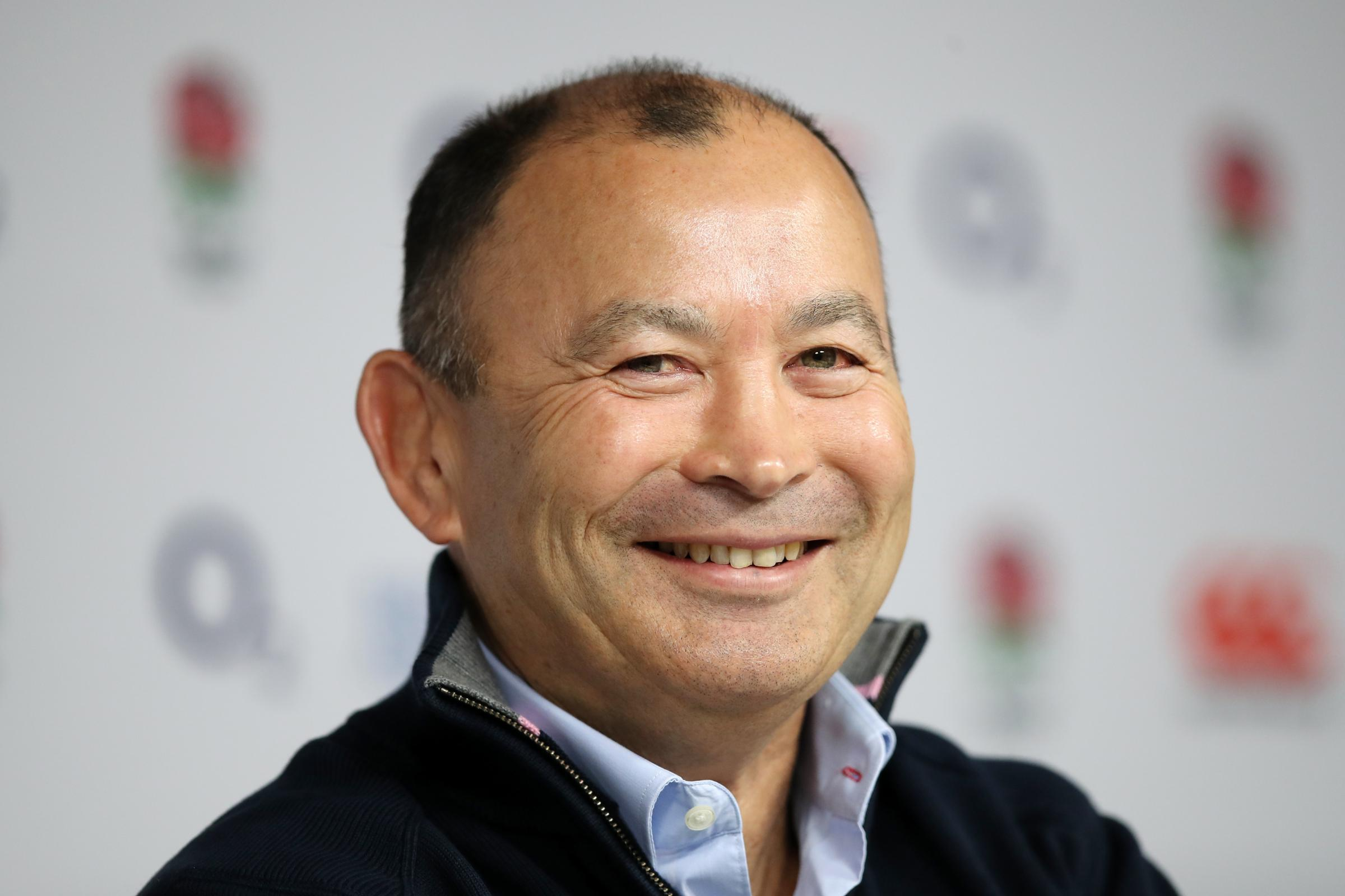 Eddie Jones is ready for Wales
