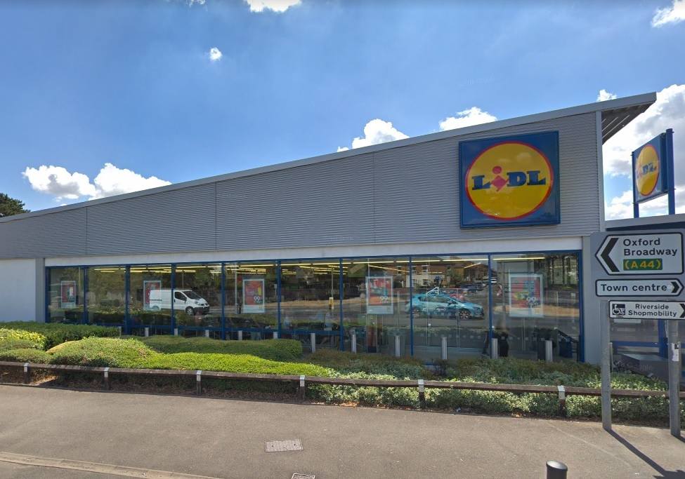 CAR PARK: Lidl, which has a supermarket in Broadway Road in Evesham, has submitted a planning application to Wychavon District Council to build a new 65-space temporary car park next to its store which can be used for up to five years.