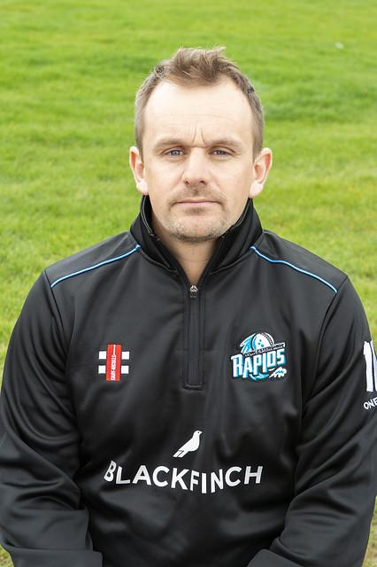 Worcestershire first-team coach Alex Gidman. Picture: PAUL FRANCE/WRITE ANGLE MEDIA