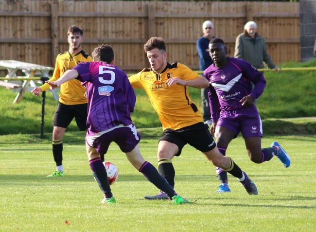 Josh March has left Alvechurch to join Leamington
