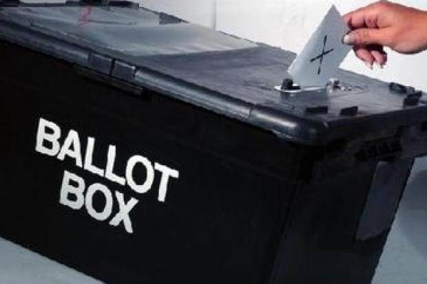 Electors in Lickey, Blackwell and Cofton Hackett are being urged to pay extra attention when arriving to vote at their polling station.