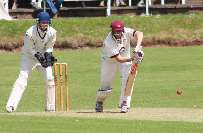 Bromsgrove skipper Mark Evenson was pleased that his side returned to winning ways