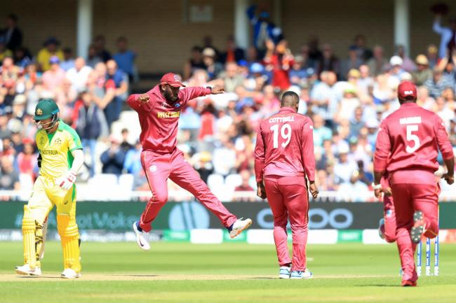 England are preparing to face the pace threat of the West Indies